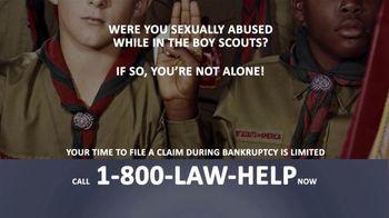 1-800-LAW-HELP TV Spot, 'Boy Scouts'