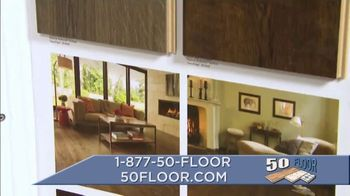 50 Floor 60 Percent Off Sale TV Spot, 'Great Time to Freshen Up' - Thumbnail 5