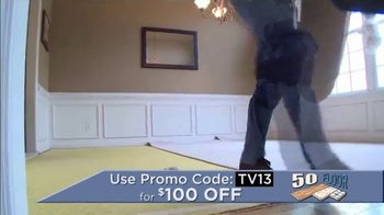 50 Floor 60 Percent Off Sale TV Spot, 'Great Time to Freshen Up' - Thumbnail 7