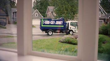 1-800-GOT-JUNK TV Spot, 'Disappearing Junk' - Thumbnail 4