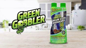 Green Gobbler TV Spot, 'Backed Up Drains'