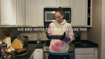 Symetra TV Spot, 'Sue Working From Home Two' Featuring Sue Bird - Thumbnail 5