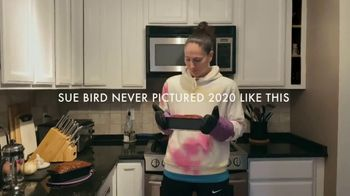 Symetra TV Spot, 'Sue Working From Home Two' Featuring Sue Bird - Thumbnail 6