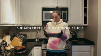 Symetra TV Spot, 'Sue Working From Home Two' Featuring Sue Bird - Thumbnail 7
