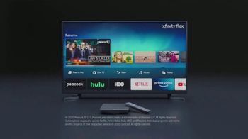 XFINITY Flex TV Spot, 'Stream Peacock' - Thumbnail 3