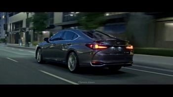 2020 Lexus ES TV Spot, 'Why Bother' [T2] - Thumbnail 3