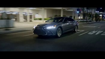 2020 Lexus ES TV Spot, 'Why Bother' [T2] - Thumbnail 4