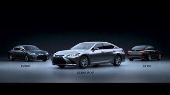 2020 Lexus ES TV Spot, 'Why Bother' [T2] - Thumbnail 5