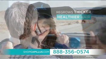 Capillus Semi Annual Sale TV Spot, 'Treat Hair Loss at home'