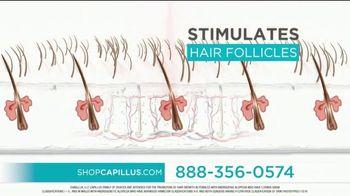 Capillus Semi Annual Sale TV Spot, 'Treat Hair Loss at home' - Thumbnail 3