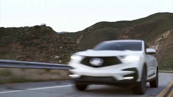 Acura TV Spot, 'Keep Up If You Can' Song by Grace Mesa [T2] - Thumbnail 6