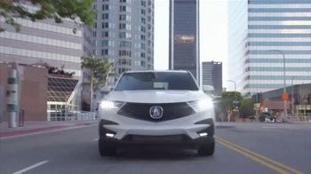 Acura TV Spot, 'Keep Up If You Can' Song by Grace Mesa [T2] - Thumbnail 7