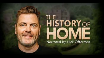 CuriosityStream TV Spot, 'The History of Home' - Thumbnail 9