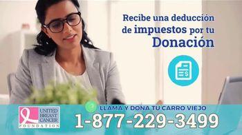 United Breast Cancer Foundation TV Spot, 'Dona tu auto y salva una vida' [Spanish] - Thumbnail 7