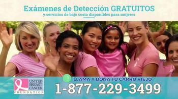 United Breast Cancer Foundation TV Spot, 'Dona tu auto y salva una vida' [Spanish] - Thumbnail 4