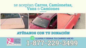 United Breast Cancer Foundation TV Spot, 'Dona tu auto y salva una vida' [Spanish] - Thumbnail 5