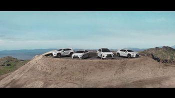 Lexus TV Spot, 'Questions' [T2] - Thumbnail 7