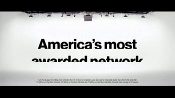 Verizon Unlimited TV Spot, 'Unlimited Built Right:  iPhone 11 + Apple Watch' - Thumbnail 2