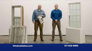 Window Nation TV Spot, 'Throwing Money Out the Window: Buy Two, Get Two Free' - Thumbnail 9