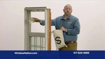 Window Nation TV Spot, 'Throwing Money Out the Window: Buy Two, Get Two Free'