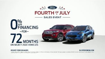 Ford Fourth of July Sales Event TV Spot, 'We Built' [T2] - Thumbnail 9