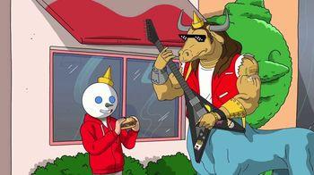 Jack in the Box Southwest Cheddar Cheeseburger Combo TV Spot, 'Menutauro' [Spanish] - Thumbnail 2