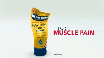 Blue-Emu TV Spot, 'For Aches and Pains' - Thumbnail 1