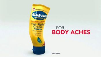 Blue-Emu TV Spot, 'For Aches and Pains'
