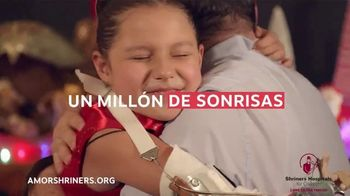 Shriners Hospitals for Children TV Spot, 'Chiara' [Spanish] - Thumbnail 3