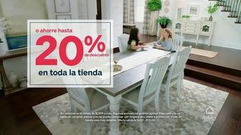 Ashley HomeStore Venta de Stars and Stripes TV Spot, 'Cero interés' [Spanish] - Thumbnail 5