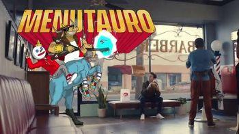 Jack in the Box Southwest Cheddar Cheeseburger Combo TV Spot, 'Menutauro: lo máximo' [Spanish] - Thumbnail 3