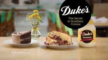 Duke's Mayonnaise TV Spot, 'Feels Like Home: Southern Sauces' Ft. Jason Alley, Dolester Miles - Thumbnail 10