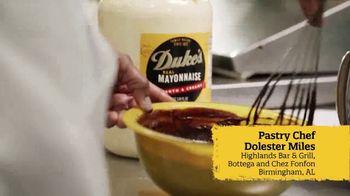 Duke's Mayonnaise TV Spot, 'Feels Like Home: Southern Sauces' Ft. Jason Alley, Dolester Miles - Thumbnail 4