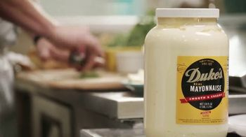 Duke's Mayonnaise TV Spot, 'Feels Like Home: Southern Sauces' Ft. Jason Alley, Dolester Miles - Thumbnail 9