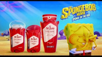 Old Spice Ultra Smooth Face and Body Wash TV Spot, 'The SpongeBob Movie: Sponge on the Run' - Thumbnail 6