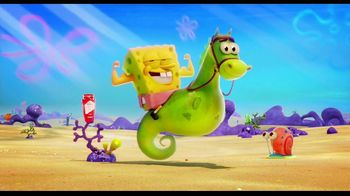 Old Spice Ultra Smooth Face and Body Wash TV Spot, 'The SpongeBob Movie: Sponge on the Run' - Thumbnail 2