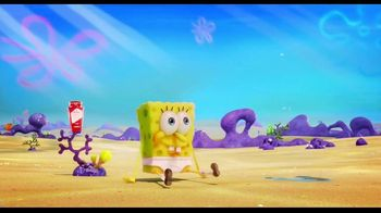 Old Spice Ultra Smooth Face and Body Wash TV Spot, 'The SpongeBob Movie: Sponge on the Run' - Thumbnail 4