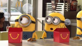 McDonald's Happy Meal TV Spot, 'Unleash Your Inner Minion'