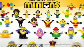 McDonald's Happy Meal TV Spot, 'Unleash Your Inner Minion' - Thumbnail 8