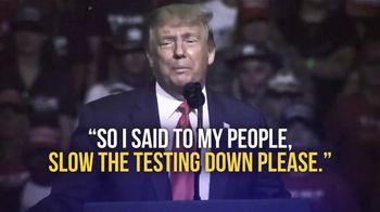 Priorities USA TV Spot, 'Slow the Testing'