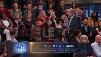 Phil in the Blanks TV Spot, 'Show of Hands' - Thumbnail 3