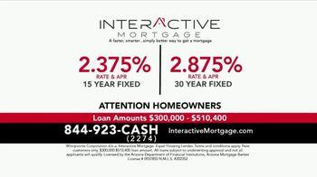 Interactive Mortgage TV Spot, '15 Year Fixed: 2.375%' - Thumbnail 1