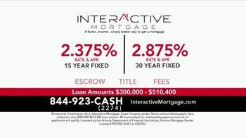 Interactive Mortgage TV Spot, '15 Year Fixed: 2.375%' - Thumbnail 4