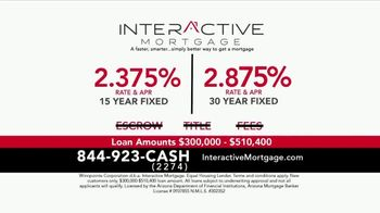 Interactive Mortgage TV Spot, '15 Year Fixed: 2.375%' - Thumbnail 5