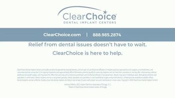 ClearChoice TV Spot, 'Jackie's Story: Eating' - Thumbnail 10
