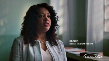 ClearChoice TV Spot, 'Jackie's Story: Eating'