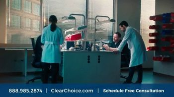 ClearChoice TV Spot, 'Jackie's Story: Eating' - Thumbnail 7