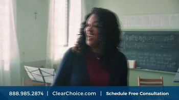 ClearChoice TV Spot, 'Jackie's Story: Eating' - Thumbnail 8