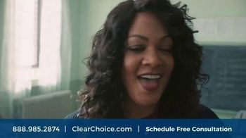ClearChoice TV Spot, 'Jackie's Story: Eating' - Thumbnail 9
