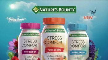 Nature's Bounty Stress Comfort TV Spot, 'Feeling Stressed?' - Thumbnail 6